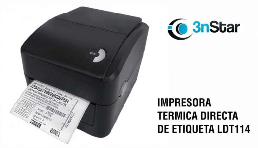 """Impresora térmica de etiqueta 4"""" 3NSTAR LDT114 - 0"""