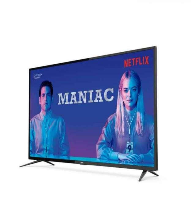 Smart TV AOC 4K de 55 pulgadas - 0