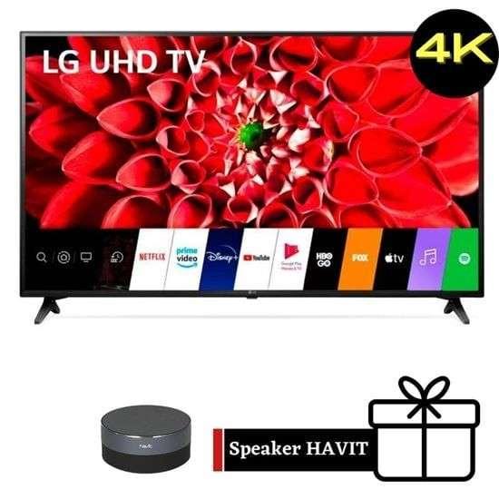 Smart TV LG 49 pulgadas 4K - 0