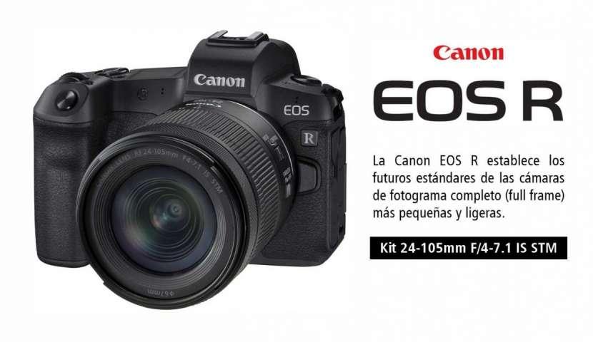 Cámara Canon EOS R Kit 24-105mm - 0