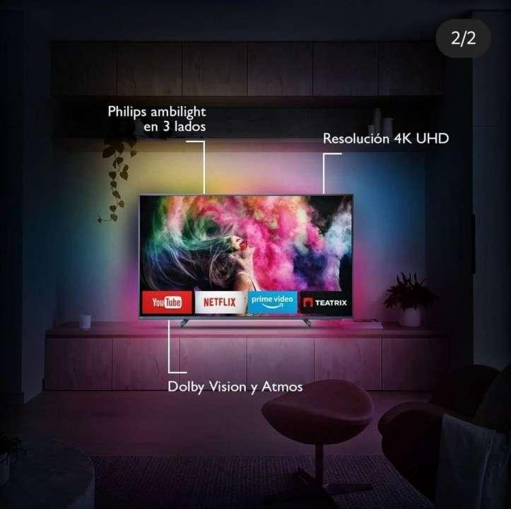 Smart TV LED 4K UHD - 1