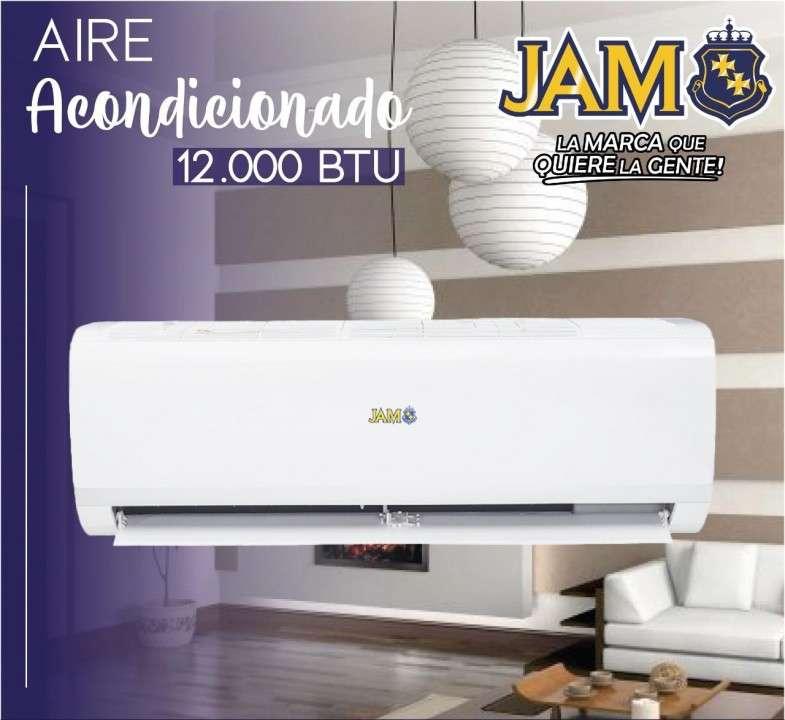 Aire acondicionado Jam 12.000 btu split con instalación - 0