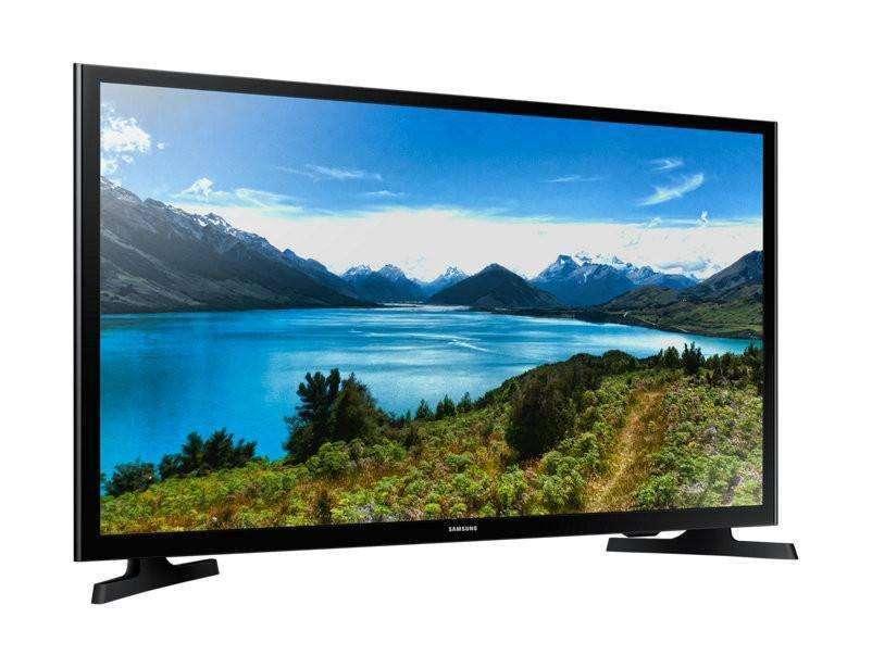 Smart tv flat hd Samsung 32 pulgadas - 0