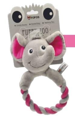 Elefante de peluche c/ cuerda dfc18009