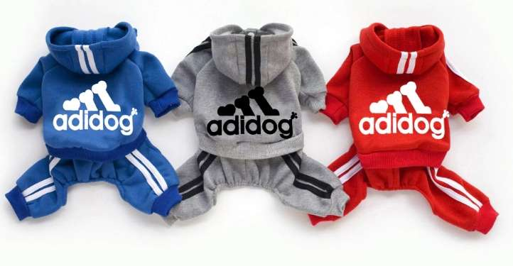 Adidog hoodies con capucha - 1