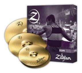 Pack de platillos Zildjian PLZ4PKPlanet Z - (4PLAZIPLZ4PK)
