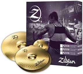 Pack de Platillos Zildjian PLZ1418 Planet Z - (4PLAZIPLZ1418)
