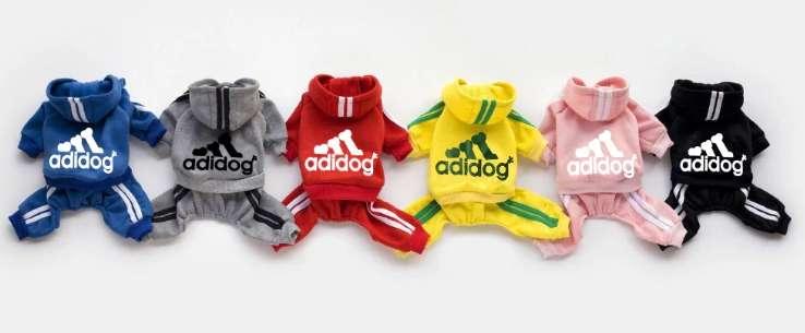 Adidog hoodies con capucha - 2
