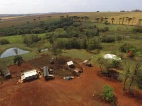 24 hectáreas Minga Porá