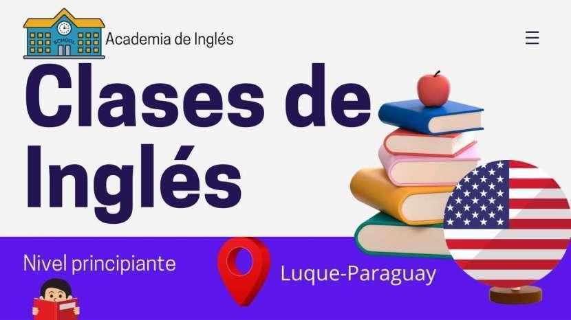 Clases de Inglés - 0