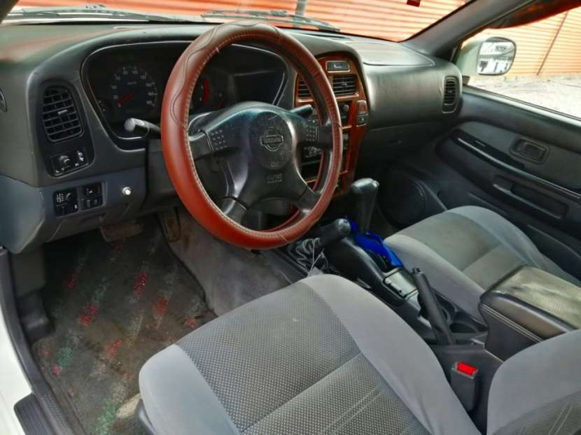 Nissan Terrano versión G3.M.R motor QD32 turbo diésel automático 4x4 - 1