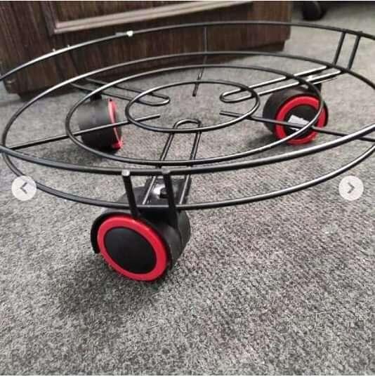 Soporte con ruedas - 2