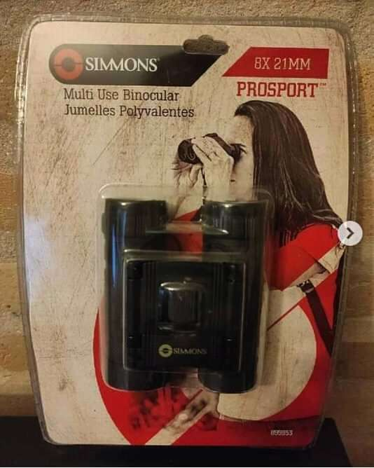 Binoculares Simmons 8x21mm Prosport - 0