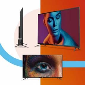 Smart TV AOC de 55 pulgadas