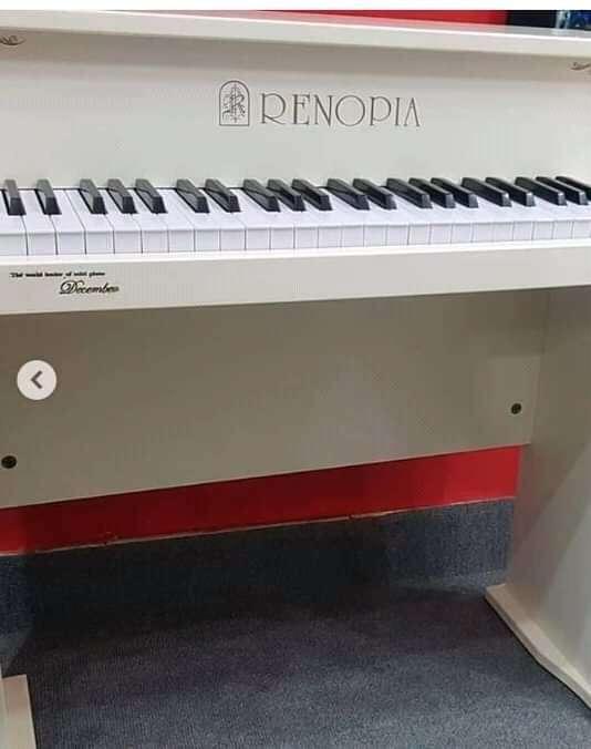 Piano Renopia December - 2