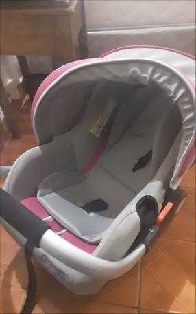 Asiento para auto para bebé