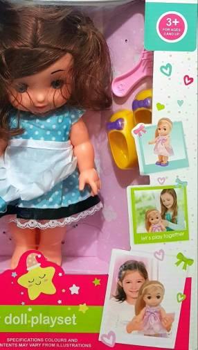 Muñecas para las princesas