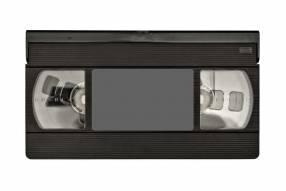 VHS y negativos a formato digital