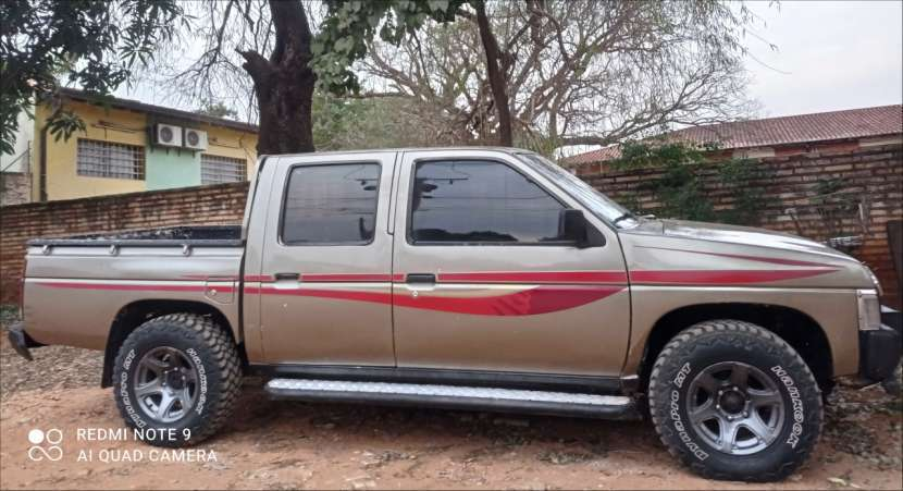 Nissan doble cabina 1997 - 0