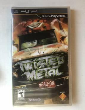 Twisted Metal para PSP