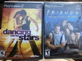 Juegos nuevos de PS2