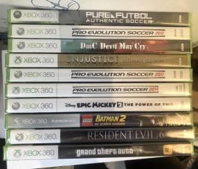 Juegos nuevos de Xbox 360