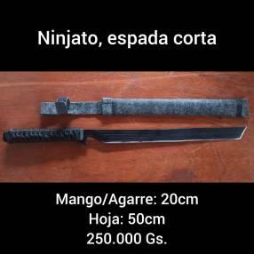 Ninjato espada corta