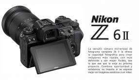 Cámara Nikon Z6 II Kit 24-70mm