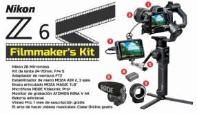 Cámara Nikon Z6 Filmmaker's Kit