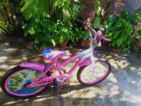 Bicicletas para niñas aro 20 impecables