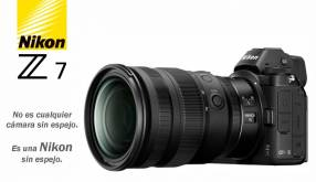 Cámara Nikon Z7 Kit 24-70mm
