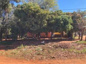 Terreno con casita en San Lorenzo