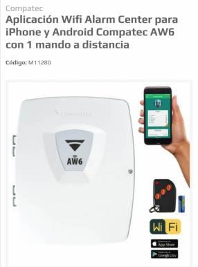 Sistema de alarma con App