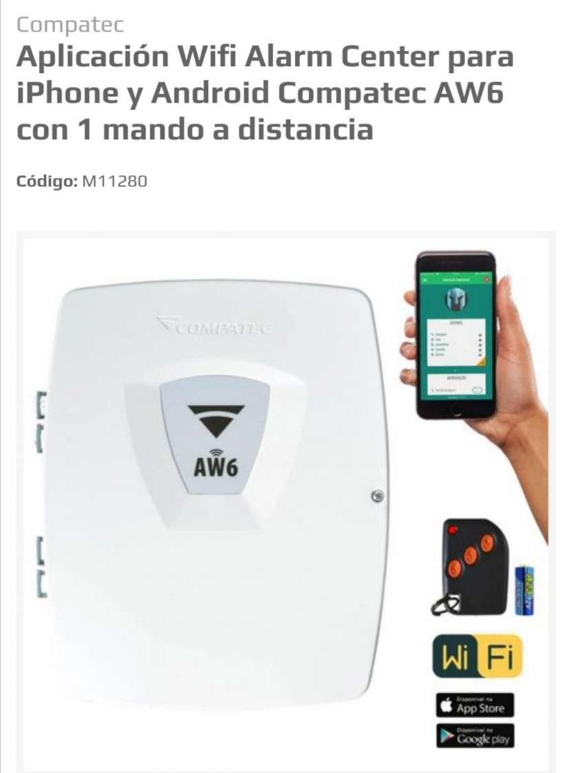 Sistema de alarma con App - 0