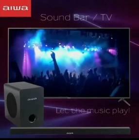 Barra de sonido Aiwa
