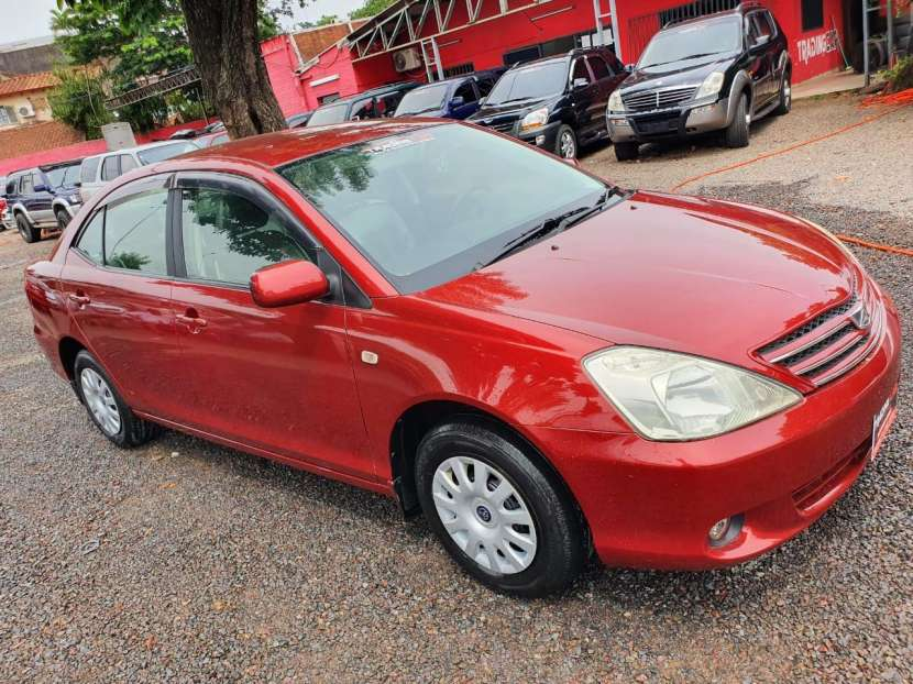Toyota Allion 2004 - 1