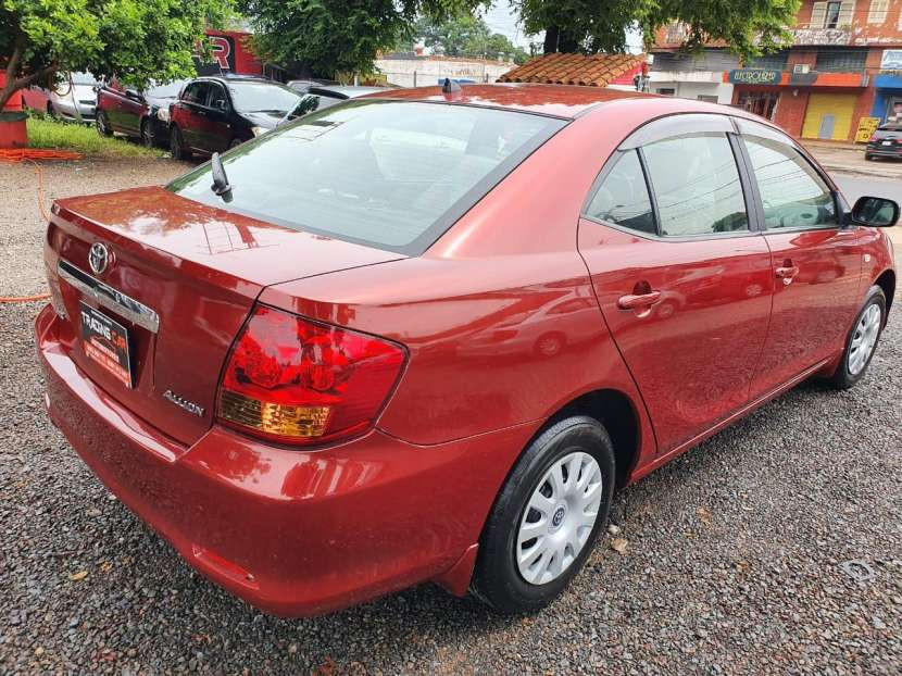Toyota Allion 2004 - 2
