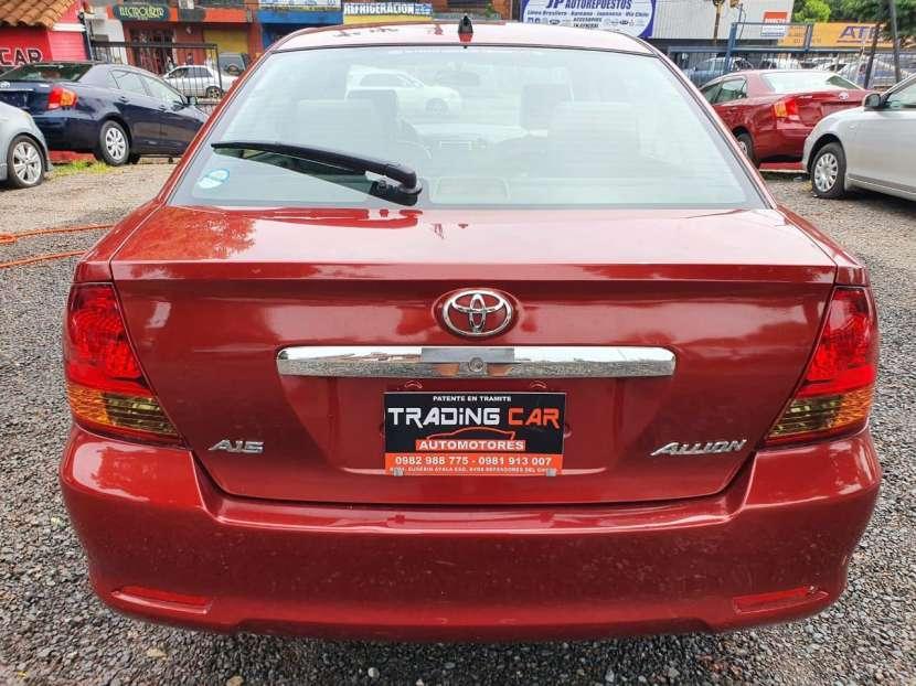 Toyota Allion 2004 - 3
