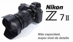 Cámara Nikon Z7 II Kit 24-70mm