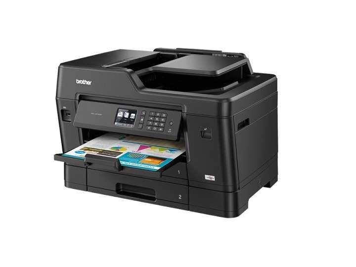 Impresora multifunción Brother A3 - 0