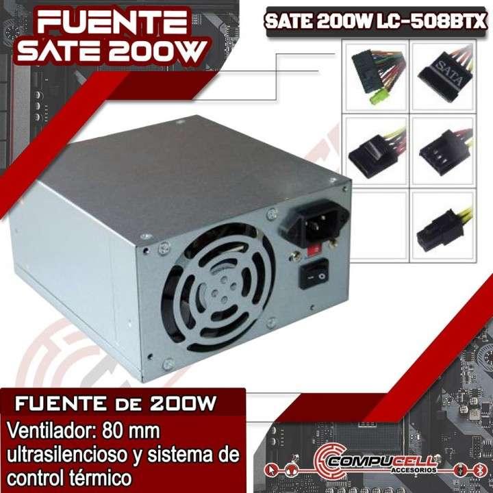 Fuente para PC 200W - 0