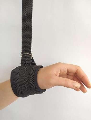 Sujetador de muñeca o tobillo para pacientes encamados - 1