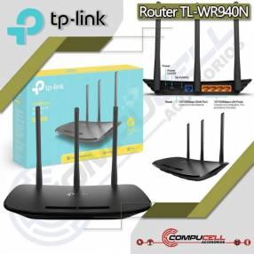 Router de largo alcance TP-Link TL-WR940N