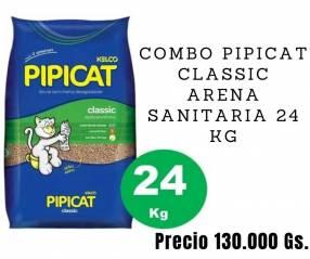 Pipicat Classic arena sanitaria 24 Kg