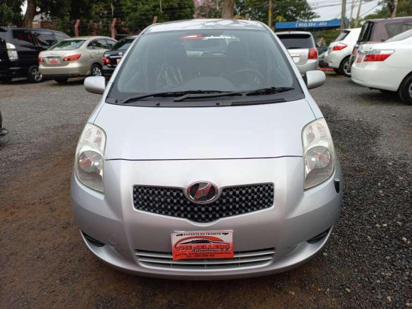 Toyota New Vitz 2006️ - 1
