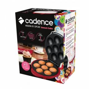 Máquina para cup cakes Cadence
