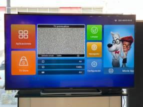 TV Aurora de 65 pulgadas