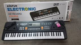 Piano Bigfun de 61 teclas