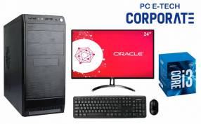 PC E-tech Corporate Intel Core i3