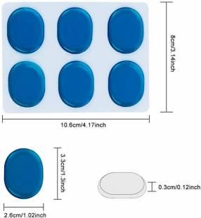 Almohadilla en gel para batería